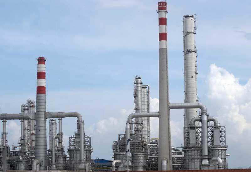 The Aden refinery exports around 50,000 tonnes of naptha.