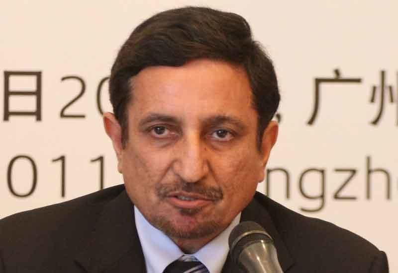Mohamed al-Mady, CEO of Saudi Arabian Basic Industries Corp (SABIC).