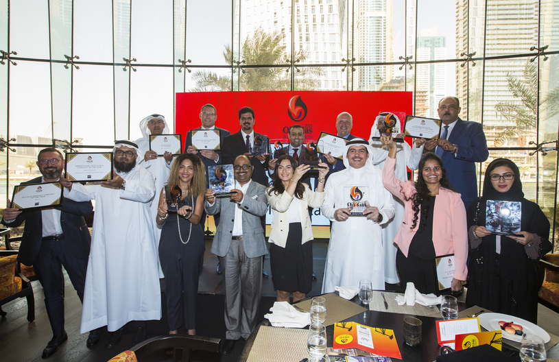 Winners: Oil & Gas Middle East and Refining & Petrochemicals Middle East 2018 Awards