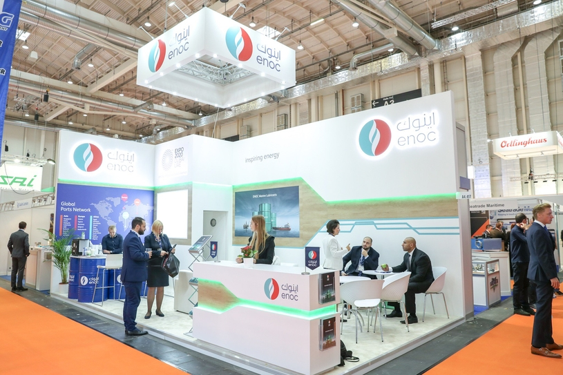 Through an agreement signed between ENOC Group and BALUCO at SMM Hamburg, BALUCO becomes a key distributor of ENOC's marine lubricants in Germany, Netherlands and Belgium.