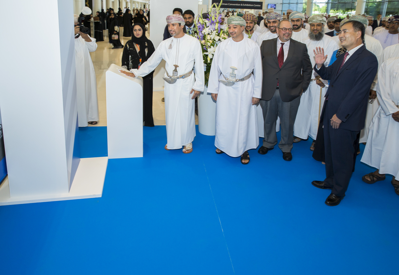 The Duqm Refinery ICV exhibition in Muscat was inaugurated by Eng. Salim bin Nasser Al Aufi, undersecretary, Ministry of Oil and Gas, Sultanate of Oman.