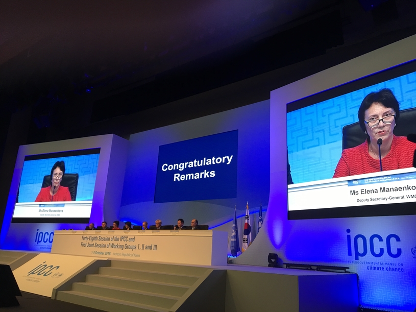 The IPCC is the leading world body for assessing the science related to climate change, its impacts and potential future risks, and possible response options.