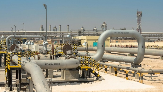 The new pipeline between Saudi Aramco's Abqaiq plants and the BAPCO refinery is equipped with the latest technologies to ensure safety, environmental protection and hydrocarbon supply reliability for the next decades.
