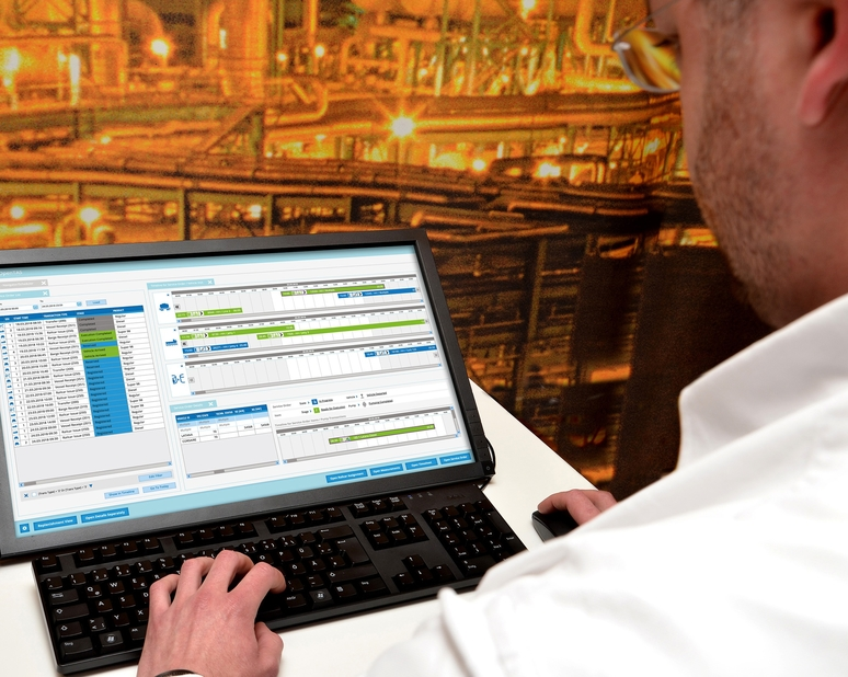 OpenTAS TMS by Implico optimises all logistic and administrative processes in terminals and refineries.