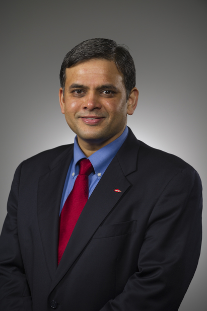 AN Sreeram, senior vice president, research and development, and chief technology officer for Dow.