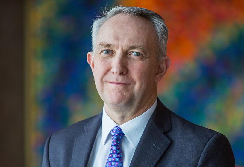 Craig Hayman, CEO of AVEVA.