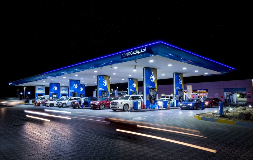 During Q1-2019, ADNOC Distribution's UAE network reached 379 retail fuel stations.
