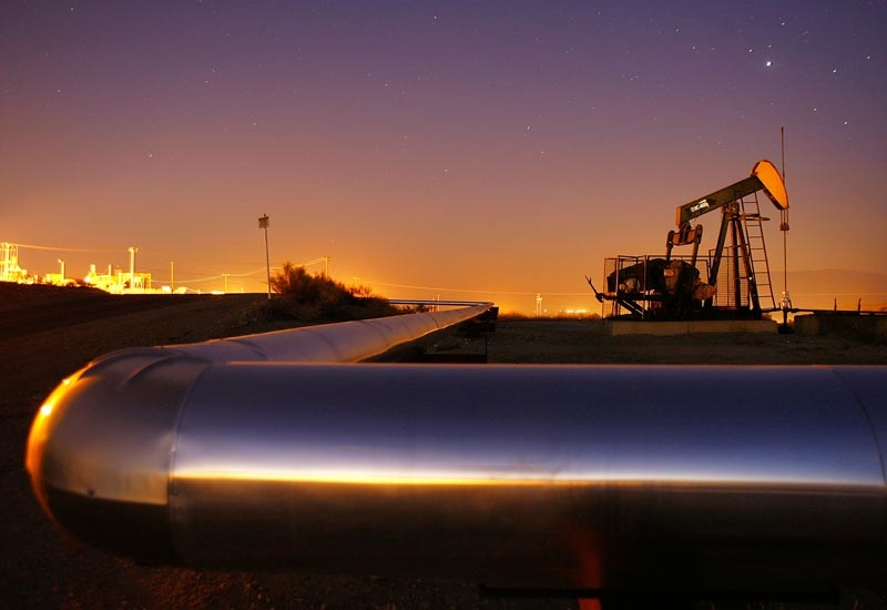 Pipeline, Adnoc gas