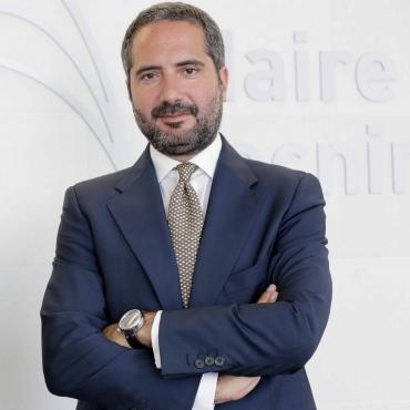 Pierroberto Folgiero, group CEO, Maire Tecnimont.