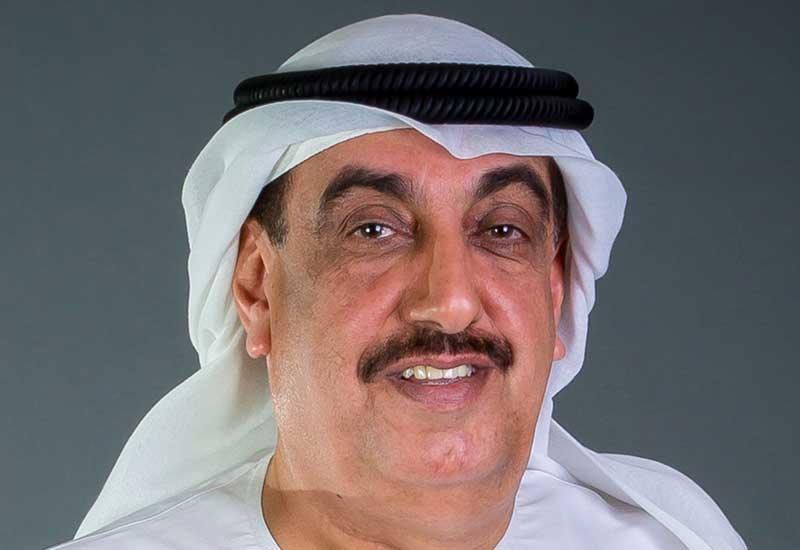 HE Saif Humaid Al Falasi, group CEO of ENOC.