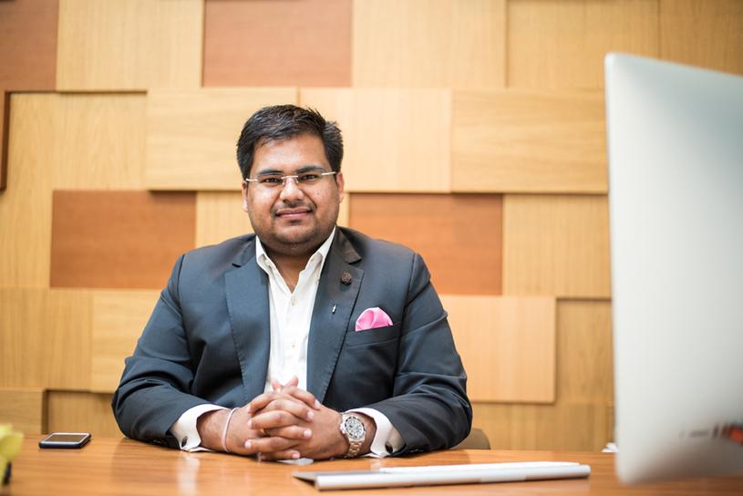 Prerit Goel, joint managing director at GP Global.