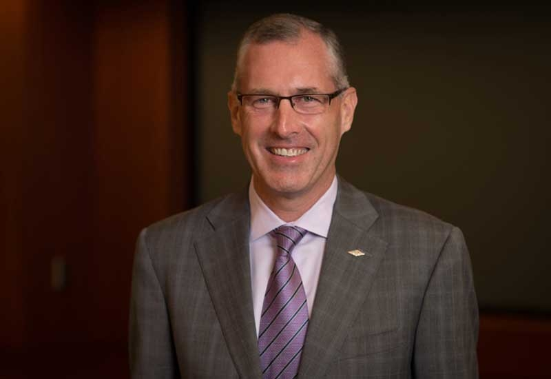 Jim Fitterling, chief executive officer, Dow.