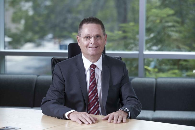 Norm Gilsdorf, president, Honeywell, High Growth Regions, Middle East, Russia, Turkey, Central Asia & Customs Union.
