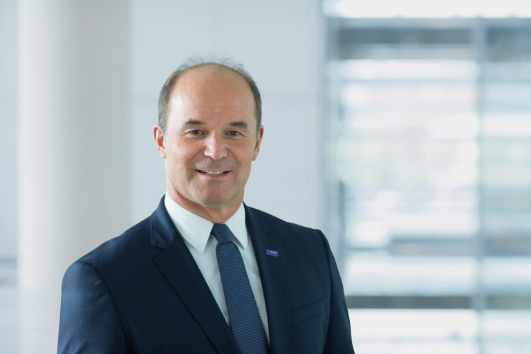Dr Martin Brudermüller, chairman of the board of executive directors of BASF.
