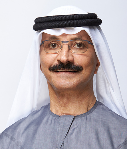Sultan Ahmed Bin Sulayem, chairman and CEO, DP World Group.