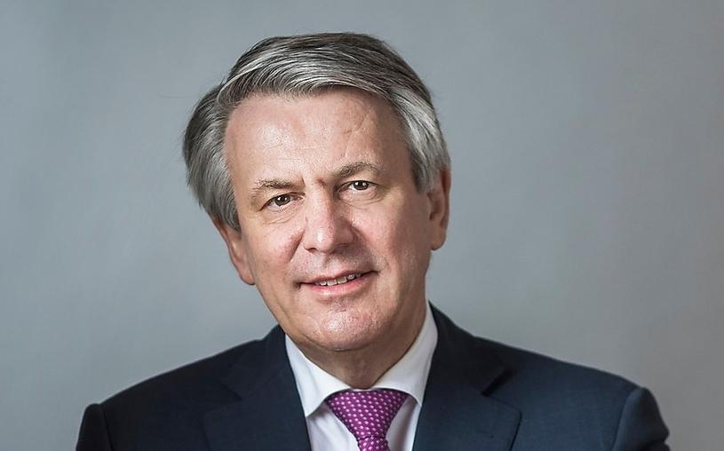Ben van Beurden, CEO of Shell.