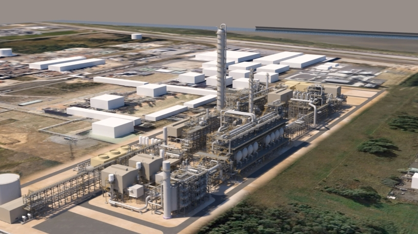 INEOS, Europe's largest petrochemicals company, announced Antwerp as the location for its petrochemical investment.