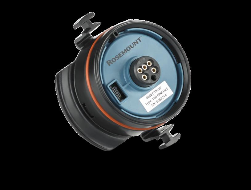The Rosemount 628 Universal Gas Sensor is now available in hydrogen sulphide, carbon monoxide and oxygen depletion sensor types.