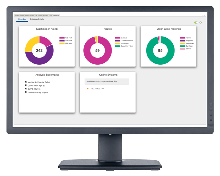Emerson has improved AMS Machinery Manager predictive maintenance and analysis software with new visibility tools and mobile access to help users more quickly identify and act on machinery health issues.
