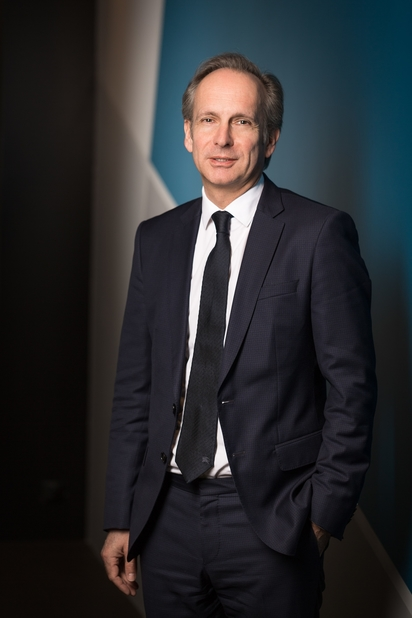 Jean-Francois Chesneau, global president of surfactants and additives, Arkema.