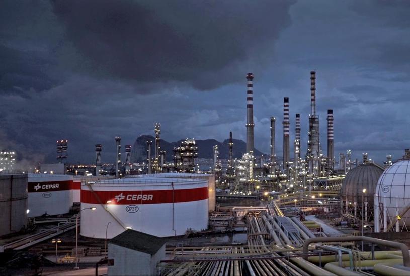 Frames' electrostatic colaescer is used for kerosene treatment at Cepsa San Roque Refinery.