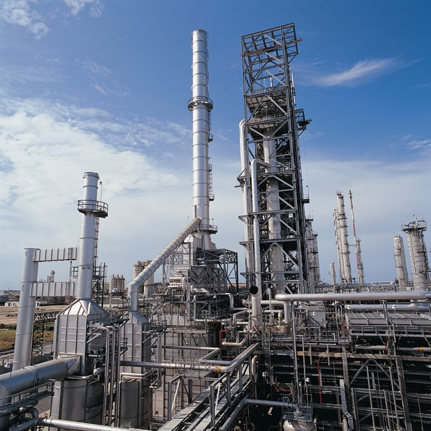 The newly designed complex will increase the plant's output capacity of fuels and petrochemicals.