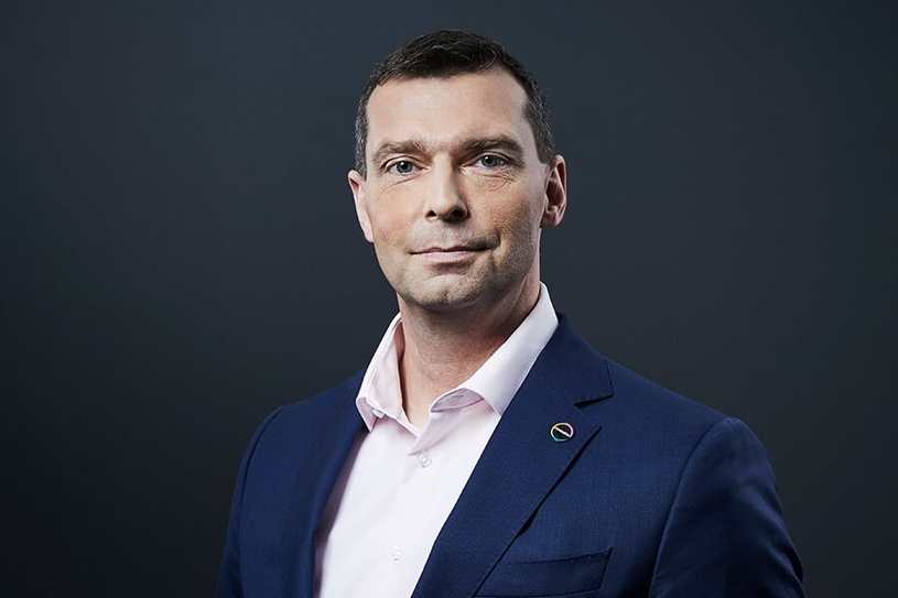 Dr Markus Steilemann, CEO of Covestro.
