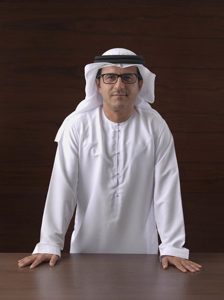 Musabbeh Al Kaabi, CEO of petroleum and petrochemicals, Mubadala Investment Company.