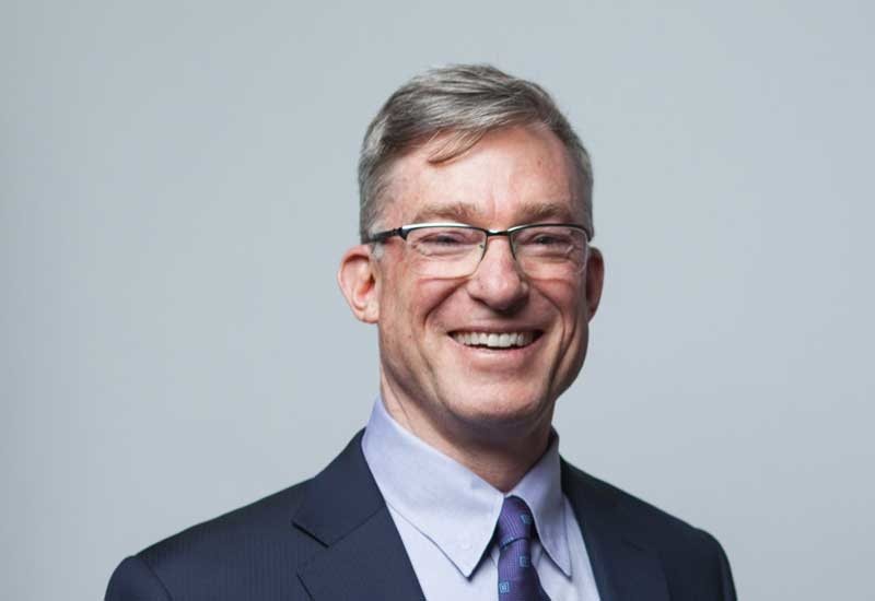 Blake Moret, CEO and chairman of Rockwell Automation.