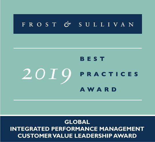 Frost & Sullivan presents the Best Practice Awards to companies that have demonstrated outstanding leadership in technology innovation and the strategic development of products and services for regional and global markets.