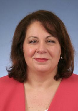 Gloria Moncada, ExxonMobil Baton Rouge refinery manager.