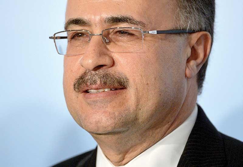 Amin H Nasser, president and CEO, Saudi Aramco.