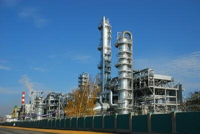 The world-scale methanol plant will be located near the major Russian seaport Nakhodka in the Primorsky region.