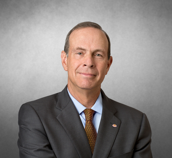 Michael Wirth, Chevron's chairman and CEO.