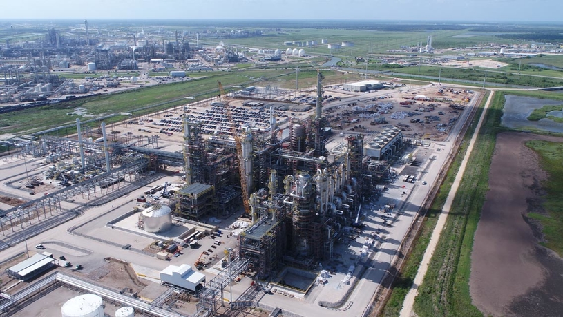 The MEGlobal Oyster Creek plant is leveraging the US shale gas advantage by utilising ethylene from the Dow Oyster Creek facility.