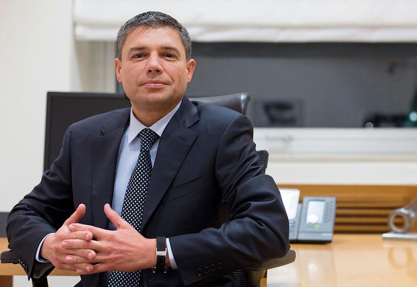 Lorenzo Simonelli, chairman and CEO of Baker Hughes.