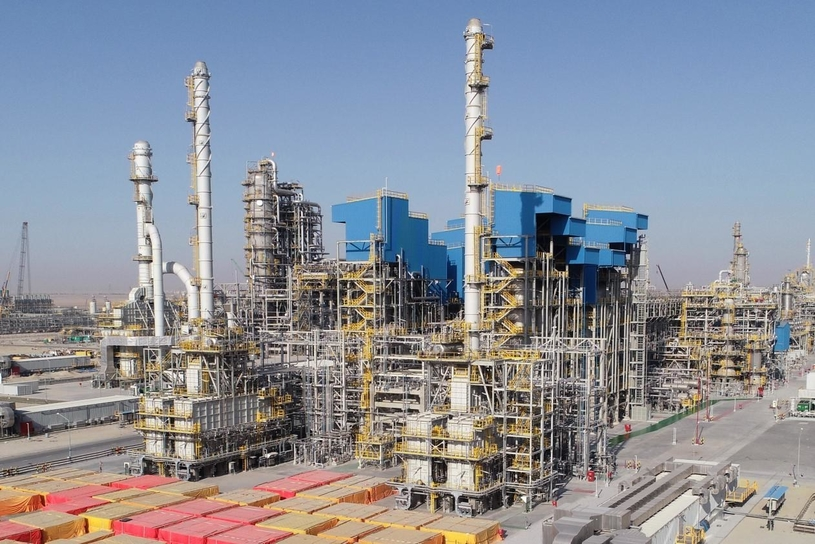Launched in October 2015, the Al-Zour refinery project is the latest achievement of Sino-Kuwait cooperation.