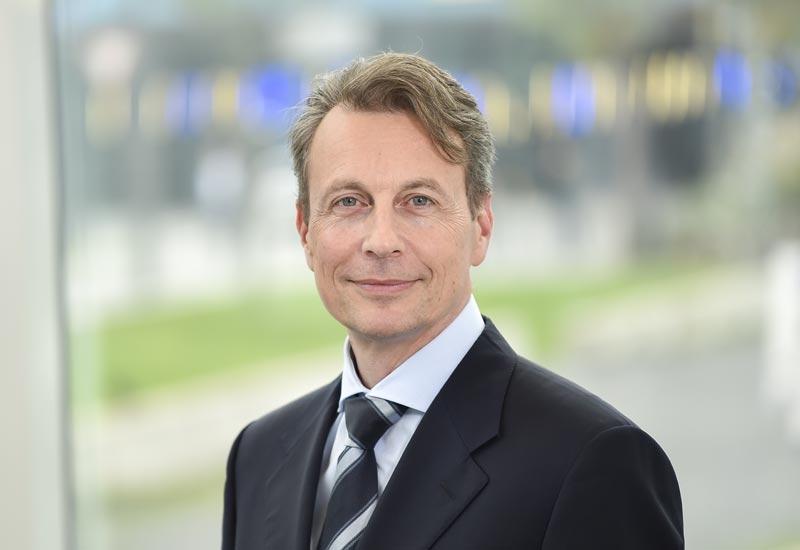 Hendrik Schonfelder, president, Middle East and Africa, Evonik.