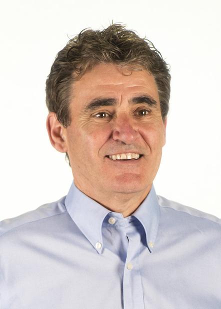 Mike Brooks, senior director, APM Consulting, Aspen Techchnology.
