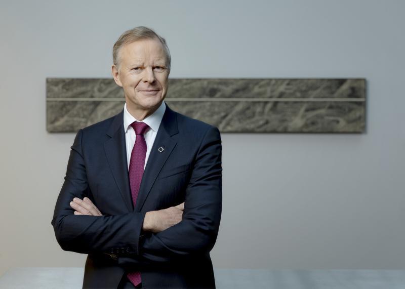 Roeland Baan, Haldor Topsoe's CEO.