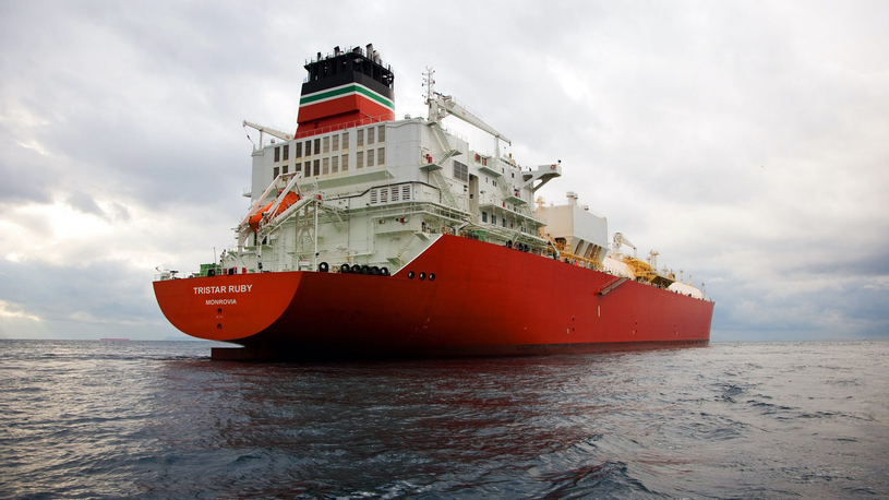 The deal with BP, one of Tristar's long-standing partners, follows the recent addition to the Dubai-based company's shipping fleet of its first LNG tanker, the Tristar Ruby.