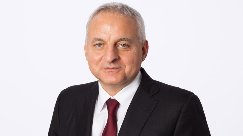 Tufan Erginbilgic, chief executive of BP's downstream segment.