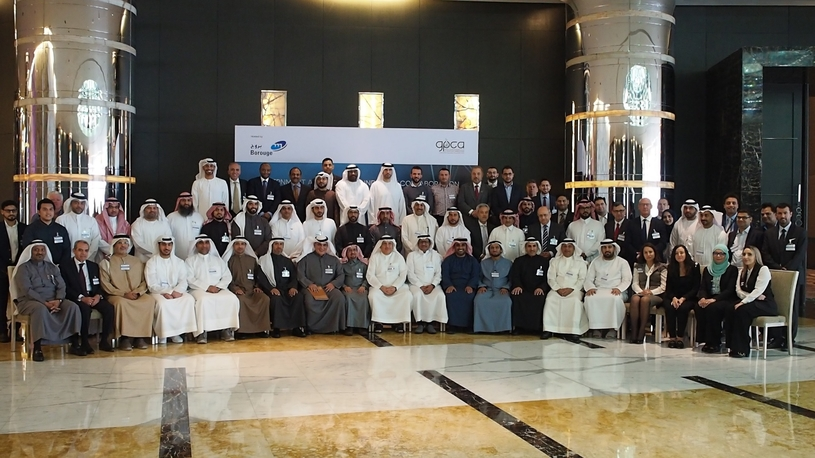 GPCA organised a government industry roundtable on harmonised chemicals management in Abu Dhabi, UAE, for the first time.