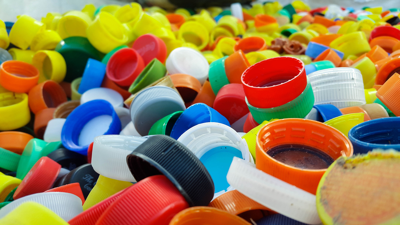 INEOS launched world's first high-quality polymer for caps made with 50% recycled bottle caps diverted from waste.