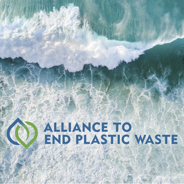 Many of America's plastic makers are among the founders of and contributors to the Alliance to End Plastic Waste.