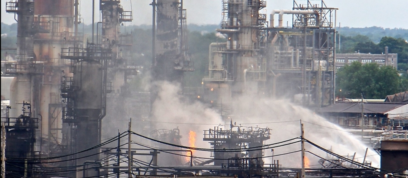 A June 2019 fire at the 335,000bpd Philadelphia Energy Solutions refinery led the company to file for bankruptcy.