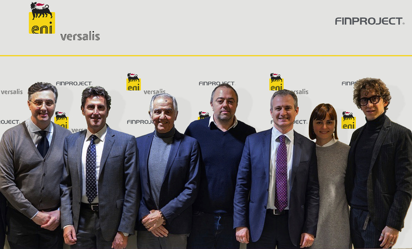 This strategic operation, the first step in a partnership that may be further developed, will create a new industrial platform that leverages the synergy between the expertise of Versalis, the leading Italian polymer manufacturer, and the technological and creative drive of the Finproject Group.