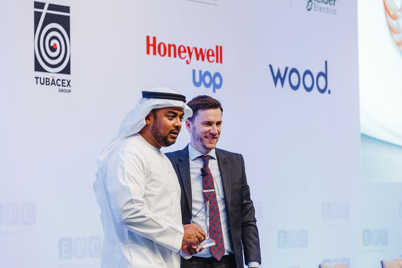 ME-TECH 2020 was officially opened by Ibrahim Al Zaabi, vice president, polyolefins, at Borouge.