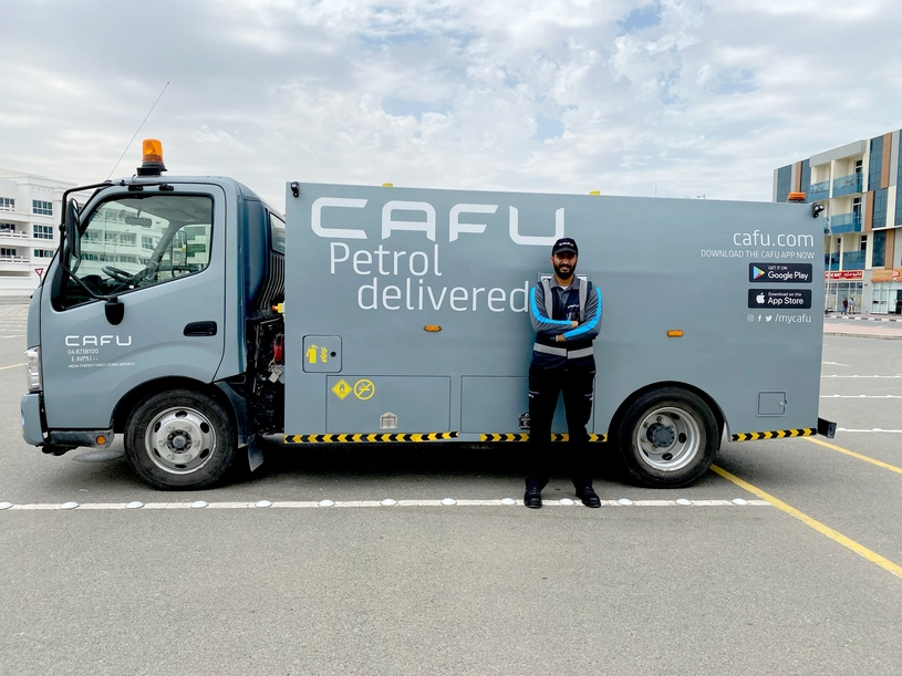 CAFU has committed to provide all ambulance vehicles that are operated by the Dubai Corporation for Ambulance Services (DCAS) with free fuel for a period of two weeks.