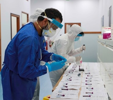 To safeguard almost 6,000 of its staff, ENOC's Occupational Health Service Centre (OHSC) has implemented a screening programme aligned with directives issued by the World Health Organization (WHO), Ministry of Health and Prevention (MOHAP) and Dubai Health Authority (DHA).